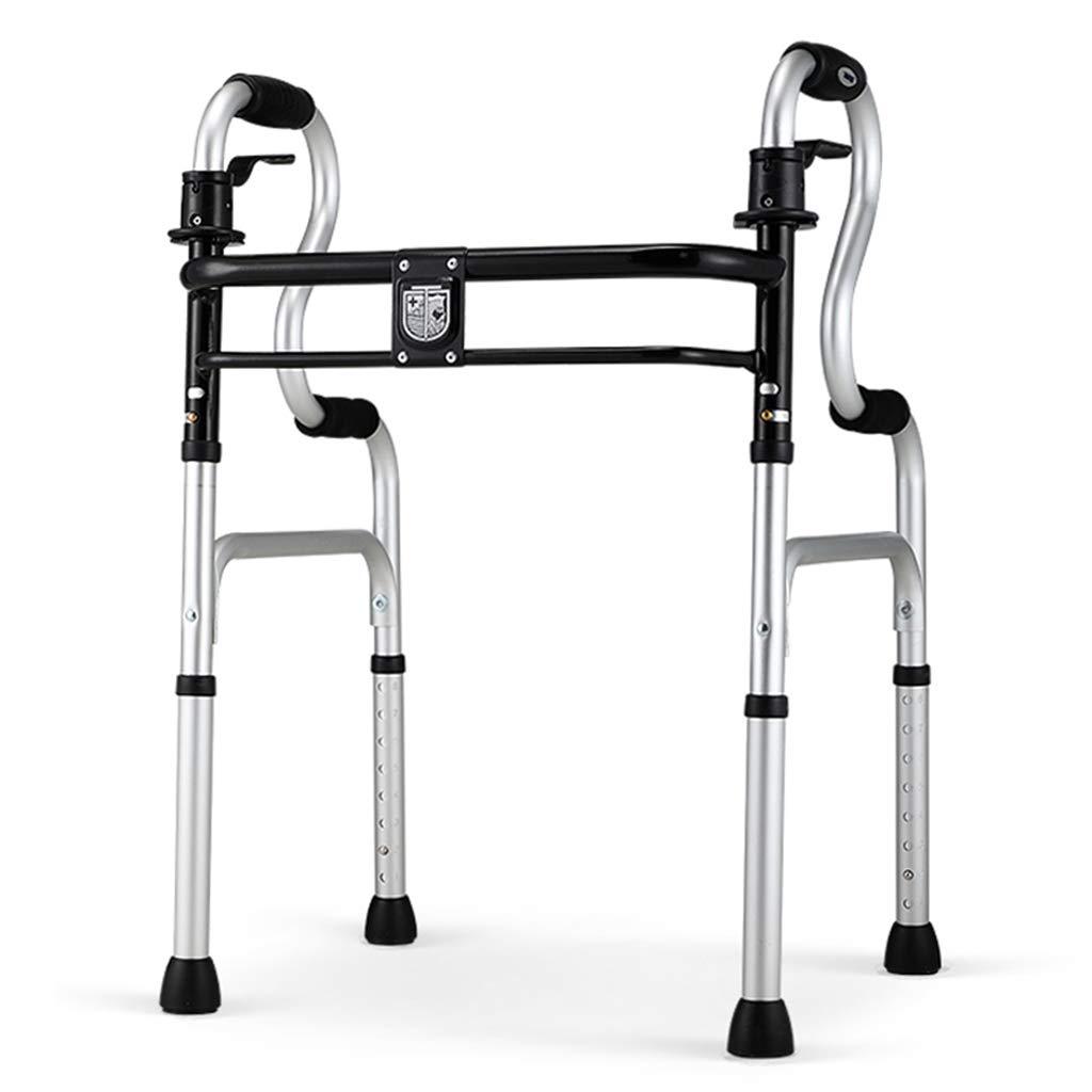 BZEI-WALKERS Caminador de Movilidad Plegable liviano Sin Ruedas ...