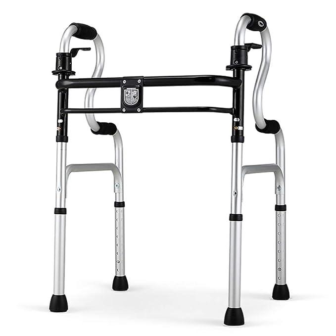 BZEI-WALKERS Caminador de Movilidad Plegable liviano Sin ...