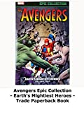 Review: Avengers Epic Collection - Earth's Mightiest Heroes - Trade Paperback Book
