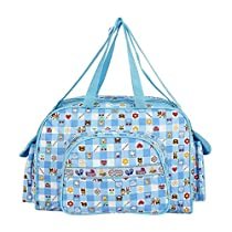 Littly Designer Multipurpose Diaper Bag/Mother Bag (Large)