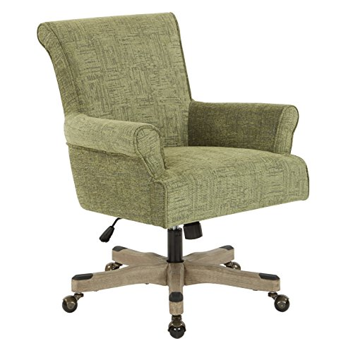 OSP Designs MEGSA-MC2 Megan Office Chair, Olive