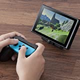 Insten Nintendo Switch Power Bank 10000mAh Portable Charger with Stand, [USB Type C Slot For Nintendo Switch] [5V 3A Quick Fast External Battery] For iPhone 7/7 Plus Samsung Galaxy S8/S8 Plus LG G6