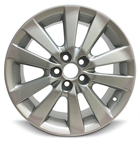 - Toyota Corolla 16 Inch 5 Lug 10 Spoke Alloy Rim/16x6.5 5-100 Alloy Wheel