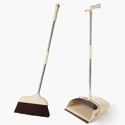 Amazon Benchmart Floor Garden Dustpan Broom Set Wood Floors