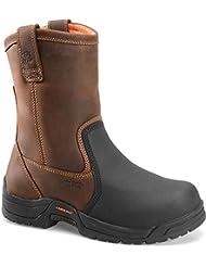 Carolina Wellington Boots CA4582 Internal Metguard Broad Toe