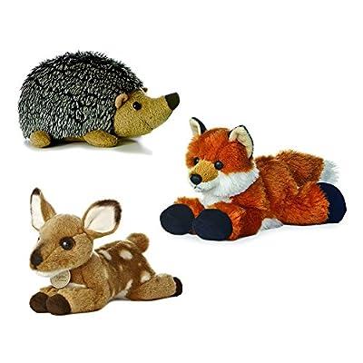 Aurora Howie Hedgehog Foxie Fox Miyoni Fawn Mini Flopsie 8