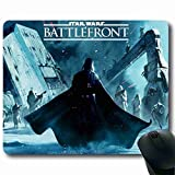 Unique Personalized Mouse Pad star wars battlefront Support Wired Wireless Mouse For boy