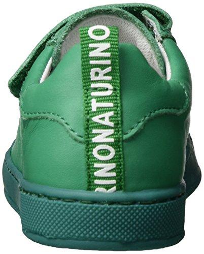 Naturino Unisex-Kinder 4425 VL Sneaker Grün (gruen)