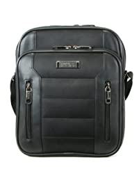 Kenneth Cole Reaction KC53838502 Night And Day KCR Keystone Business Case (Black)