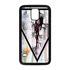 Samsung Galaxy S5 Cell Phone Case Black THE GRIME AND THE GLOW BNY_6933639