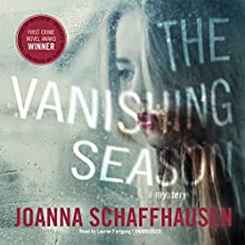 The Vanishing Season Audiobook by Joanna Schaffhausen Narrated by Lauren Fortgang