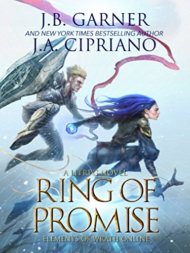 Ring of Promise: A LitRPG novel (Elements of Wrath Online Book 1)