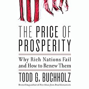 The Price of Prosperity Audiobook
