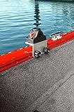 Brocraft Universal Track Bracket for Tracker Boat Versatrack System /90 degree Lund Sport Track
