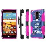 NakedShield for LG G Stylo P-LGLS770-1E7-BKHP-CBT-N480C