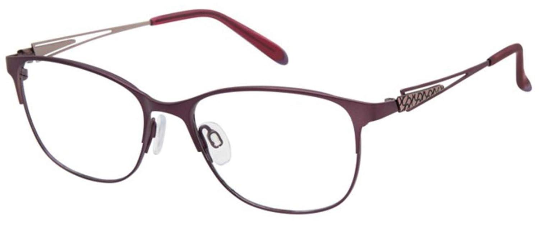 Eyeglasses Charmant Perfect Comfort 10626 Violet VO