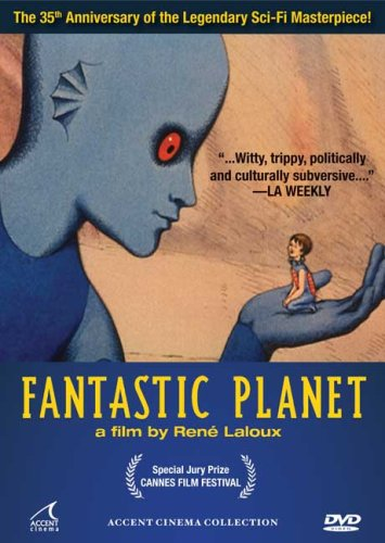 Image result for fantastic planet movie