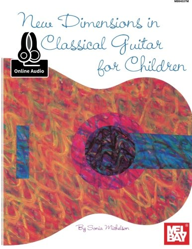 Book New Mel Bay (New Dimensions in Classical Guitar for Children)