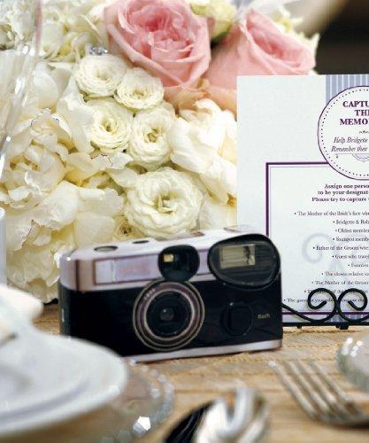 Einwegkameras im Vintage Style - 10 Stück Hochzeitskameras