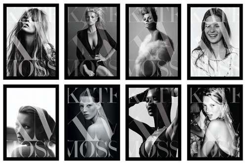 Kate: The Kate Moss Book by Rizzoli