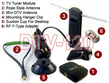 Review AllAboutAdapters Digital TV Tuner