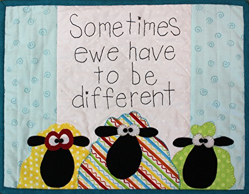 Patchwork Plus VA All About Ewe Mini Quilt Kit