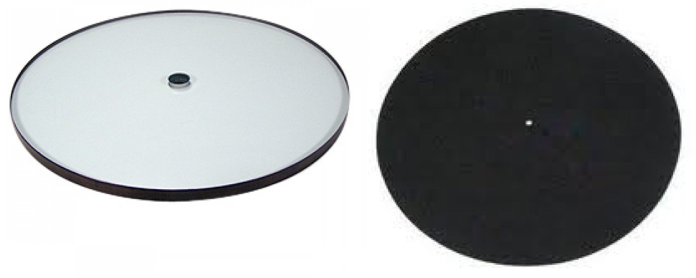 Amazon.com: Rega glass-platter/wool-mat Combo para RP1, P2 ...