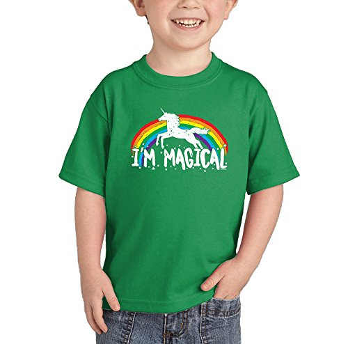 Toddler Magical Rainbow Unicorn T shirt