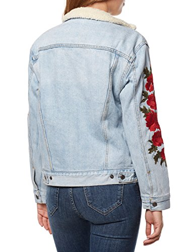 Giacca Giacca Giacca ® ® ® ® package Trucker Sherpa BF W jeans Levi's roses EX qgn7PYwpdp