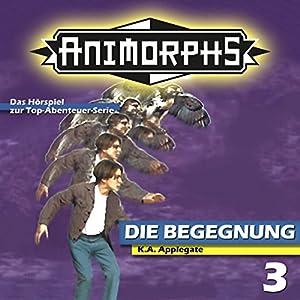Die Begegnung (Animorphs 3) Hörspiel