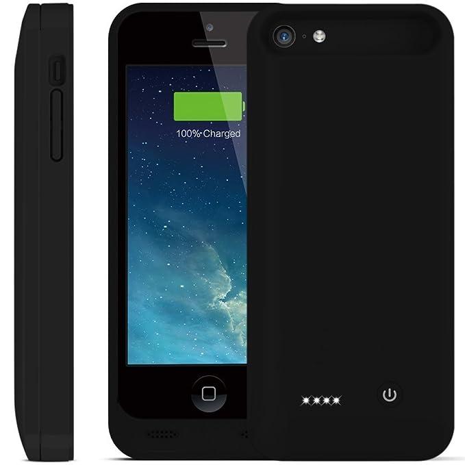 iFans Aprobado por la® [Made For iPhone Apple MFi] iPhone 5 ...