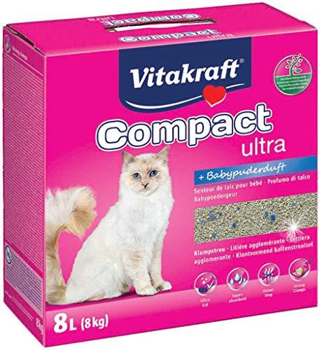 Vitakraft Katzenstreu, Compact Ultra