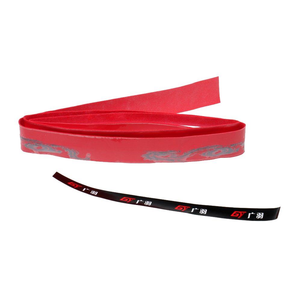 Apretón de Raqueta Tenis Sobregrip Antideslizante Perforada Superabsorbente - 10 Generic