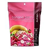 AlpineAire Foods 30117 Banana Berry Freeze Dried Fruit Blends