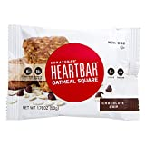 Heartbar Oatmeal Square, Chocolate Chip, 1.76 Ounce (Pack of 12)