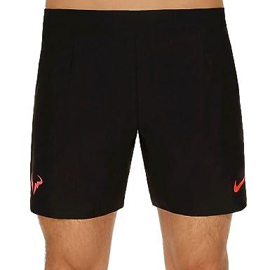 2eee60085 Williams Outright Mens Court Flex Rafael Nadal Shorts Men - Black, Pink -  M: Amazon.co.uk: Clothing