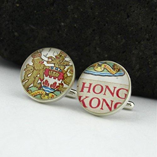 hong-kong-crest-cufflinks-vintage-hong-kong-postage-stamp-sterling-silver-handmade-cufflinks-cuff-li