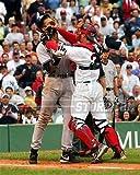 Jason Varitek Red Sox AROD brawl fenway Yankees 8x10 11x14 16x20 photo 094