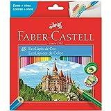 Lápis de Cor 48 cores Faber-Castell