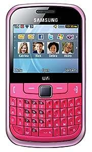 Samsung S3350 Cellphone - Unlocked Phone - US Warranty - Fuchsia Pink