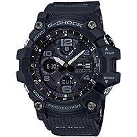 Relógio Casio G-Shock Mudmaster - GSG-100-1ADR Solar