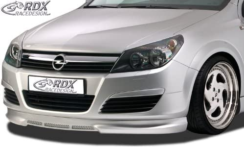 ABS GTC Front spoiler Opel Astra H 5 doors//Wagon 2007 excl