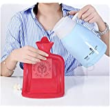 MCP Hot Water Rubber Bottle Multicolor