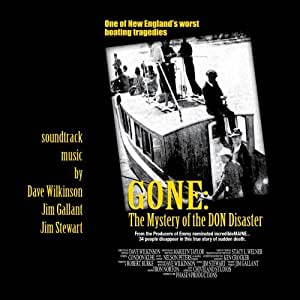 GONE: The Mystery of the Don Disaster Soundtrack