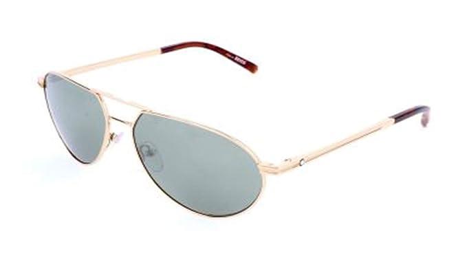 Montblanc Mont Blanc Sunglasses Mb714S 32Q-59-15-140 Gafas ...