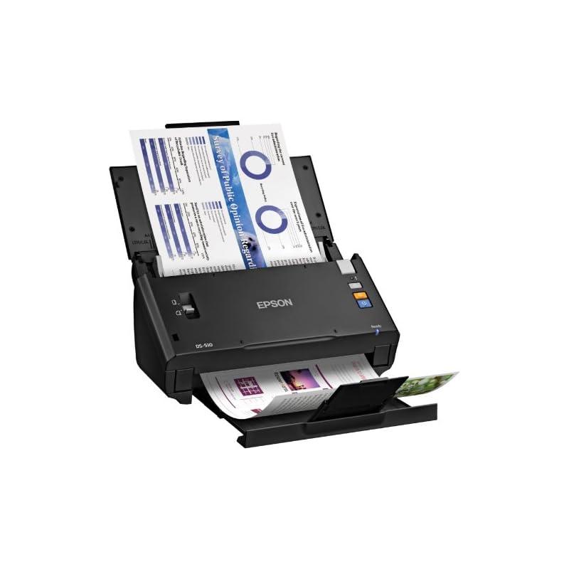 Epson WorkForce DS-510 Color Document Sc
