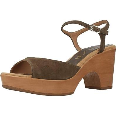 Unisa Catolis High Heel Sandalette Damen Dunkelblau Schuhe