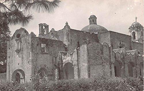 - Old Church Converted in Cinema Real Photo Mexico Postcard Tarjeta Postal