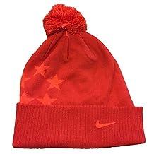 Nike Men's Field General Beanie One Size Orange