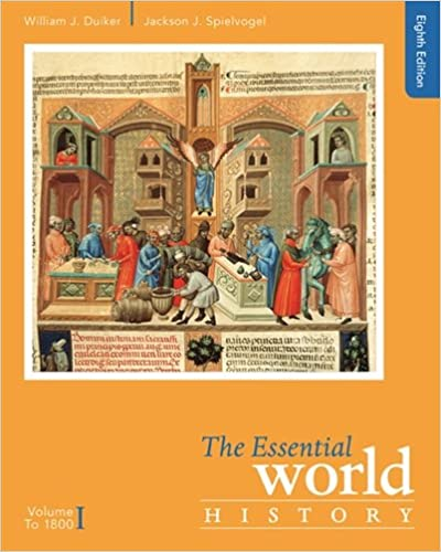 The essential world history volume i to 1800 william j duiker the essential world history volume i to 1800 8th edition fandeluxe Choice Image